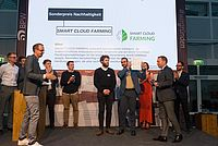 Siegerteam BPW 2018: SMART CLOUD FARMING